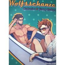 千風《Wolfsschanze》X man 狼隊 小說/插圖