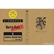 M.貓子《死亡所教之事》Kingsman