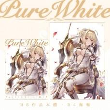 【正經同人】【Pure White / 純白】77gl個人本 全彩Fate系列插畫本 FGO 全年齡