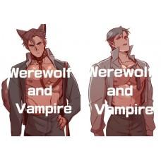 戀戀《Werewolf and Vampire》