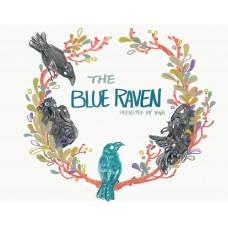YAYA《原創繪本 The blue raven》英文版