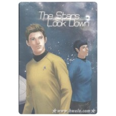 蒔舞+千蟻《The Stars Look Down/群星俯瞰》ST Kirk/Spock