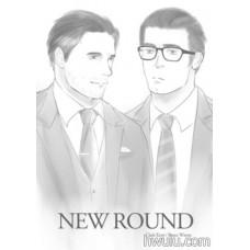 正義曙光 《New Round》突發小薄本+明信片