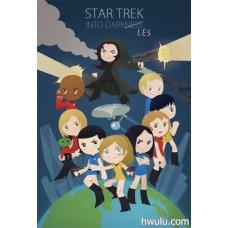 Hiding麥子《Star Trek into DarkLES》