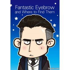 ABow《眉毛與它們的產地 /部長中心/Fantastic eyebrow and Where to Find Them》部長中心