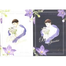 kumayou《小魁與那些花兒》空白筆記本