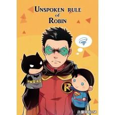 NEHO《Unspoken rule of robin》