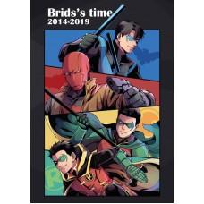 NEHO《Birds's Time 2014-2019(再錄)》附海報 詳見商品說明