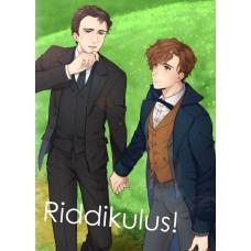 鏡《Riddikulus!》Thesewt