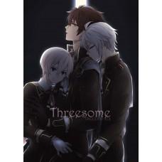 安陵《Threesome》Trigger3p(龍受)