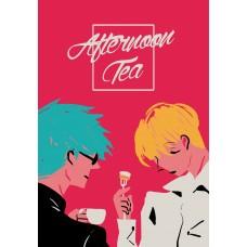 安陵《Afternoon Tea》ACCA13區監察課 Nino/Jean