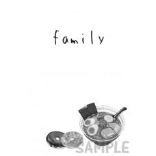 上月早百合《Family》二階堂大和×和泉三月