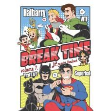 阿魯《Break time》微 Halbarry /superbat