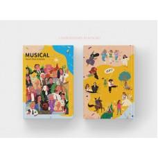 Musical Fanart Daily Schedule 音樂劇無期限手帳合輯