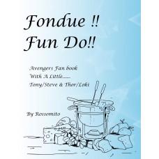 東方紅《Fondue!!Fun Do!!》復仇者3全員惡搞+鐵盾+錘基本